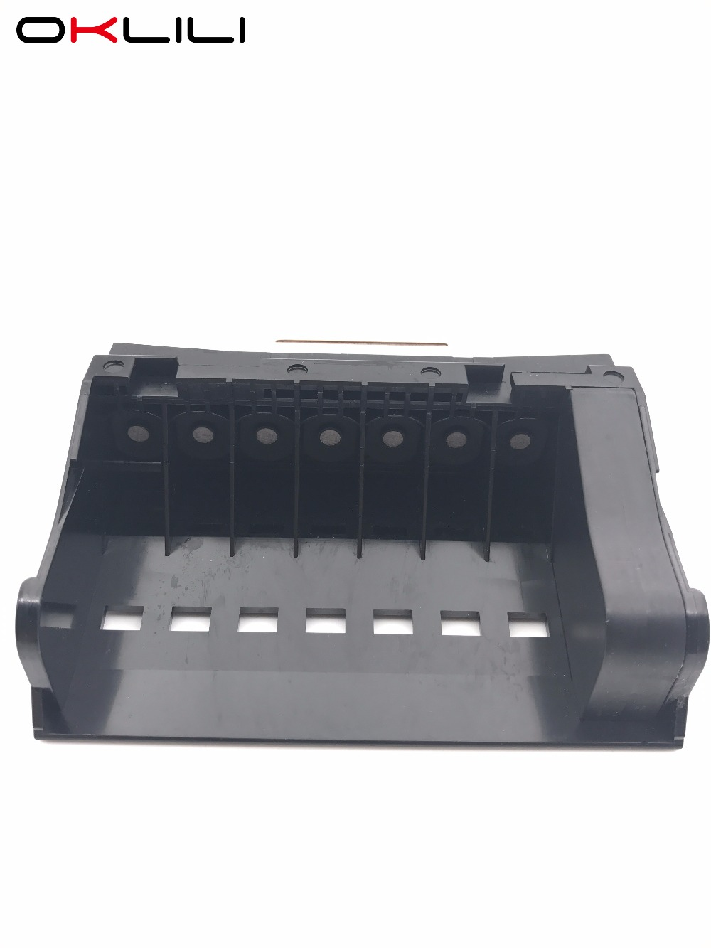OKLILI ORIGINAL QY6-0053 QY6-0053-000 Printhead Print Head Printer Head for Canon PIXUS 990i i990 iP8100 original qy6 0075 qy6 0075 000 printhead print head printer head for canon ip5300 mp810 ip4500 mp610 mx850