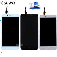 ESUWO LCD Display Screen Touch Digitizer For Xiaomi Redmi 4X Lcd Assembly For Redmi 4x Lcd