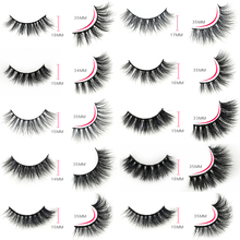 HaHaLash crueltyfree 3D natrual Mink Eyelashes 100% made by hand China luxury design more hair supper stacked clio series