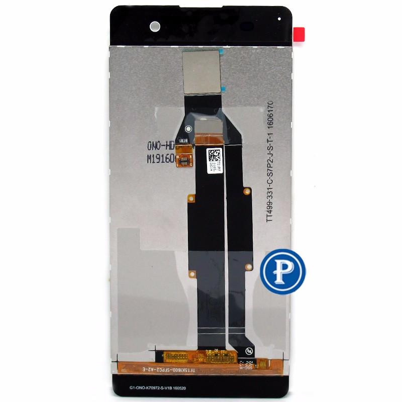 Sony XA LCD whit 3