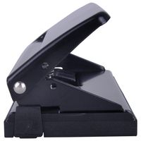 Hole Punch Furador De Papel Scrapbooking Hole Punch Metal 6 Holes Adjustable Punch Cutter Loose leaf Emperorship Diy Punch