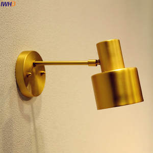 Top 10 japan mirror led iwhd home lighting vintage brass copper led wall lights japanese style nordic wall mozeypictures Gallery