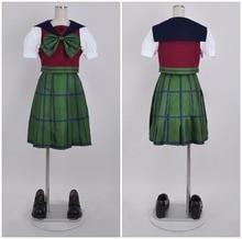 SuperS Сейлор Мун Кайо Мичиру/Томоэ Хотару Сейлор Уран mugen gakuen летней девушки равномерное косплей платье хэллоуин костюмы