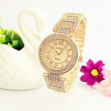 Lujo Royal Style Diamond Ladies Relojes CONTENA Crystal Vestido de Las Mujeres Relojes de Moda Shinny Rhinestone Pulsera hodinky