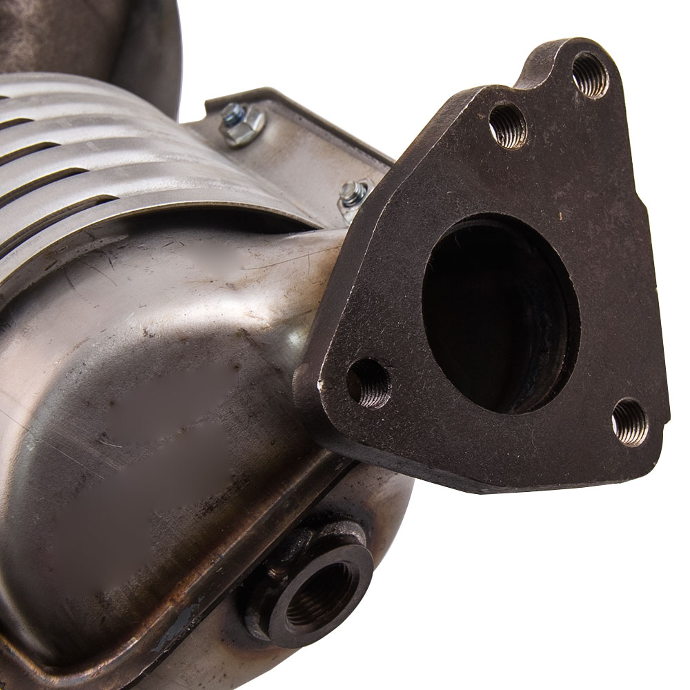 new catalytic converter with exhaust