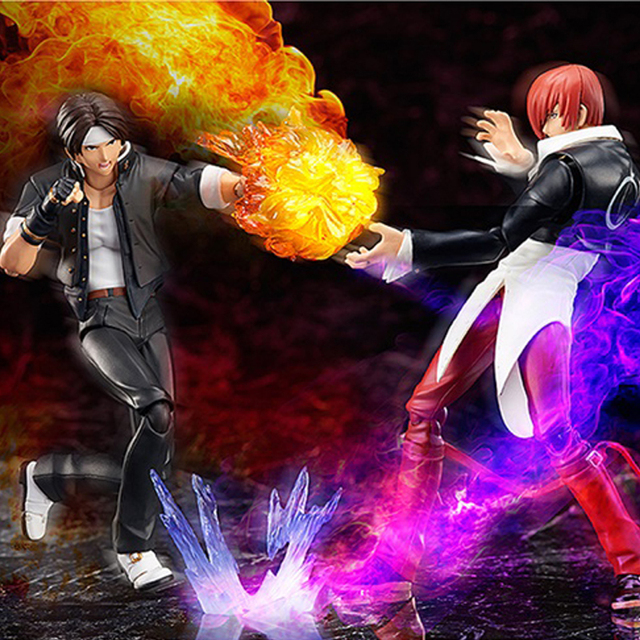 figma game kof the king of fighters sp 094 kyo kusanagi sp 095