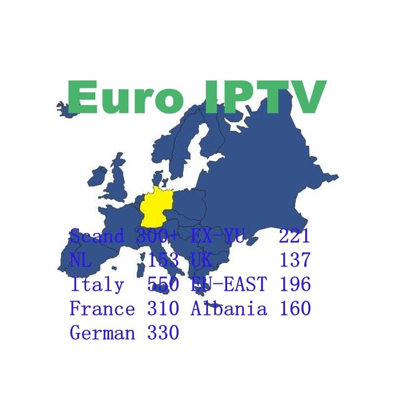 6000 + canaux iptv albanais putorgal pas de gel serveur logiciel intelligent stb iptv abonnement 12 mois magnum