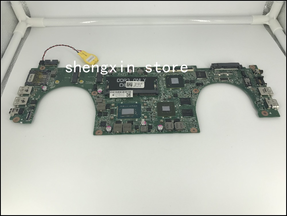 CN-0XX7YR 0XX7YR DA0JW8MB6E0 for DELL Vostro 5460 V5460 Laptop Motherboard with <font><b>i5</b></font>-<font><b>3230M</b></font> test 100% image