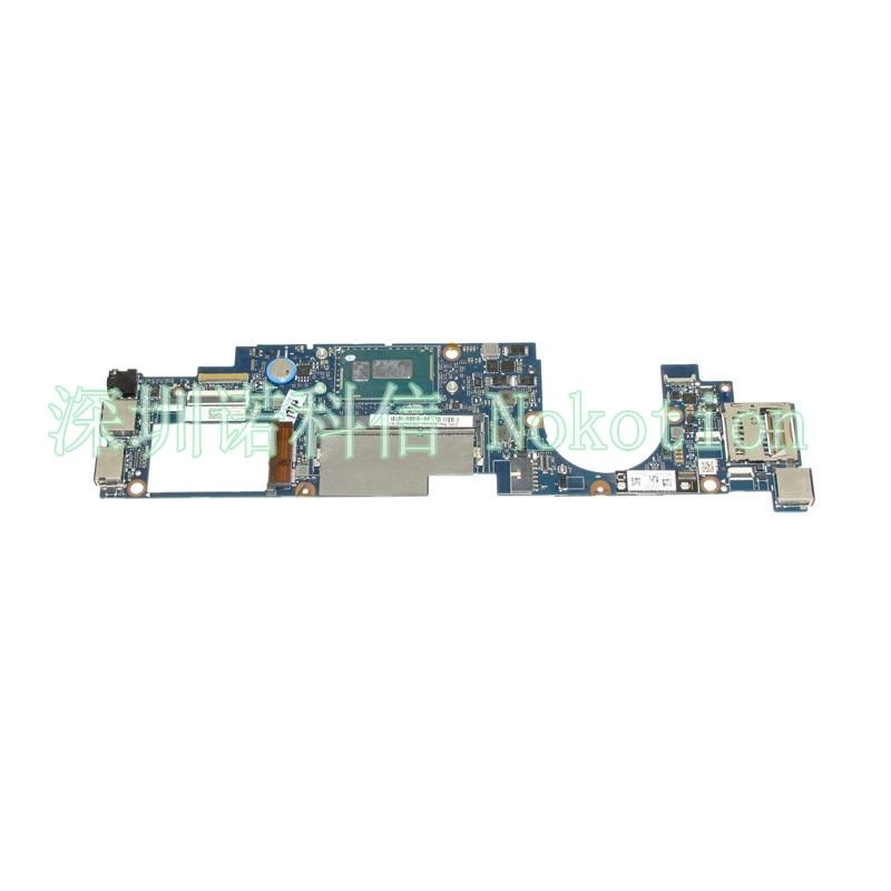 NOKOTION 90004935 NM-A191 laptop motherboard for lenovo Yoga 11S 11S-IFI 11.6 i5-4210Y QS77 DDR3L Mainboard ноутбук yang tian lenovo b590a ifi i5 3230m4g 500g 1g 15 6