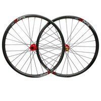 DAIRS 29er disc carbon mtb räder xc 27x25mm tubeless mtb laufradsatz QR 100 x9mm 135x9mm D791SB D792SB Mountain Bikes räder