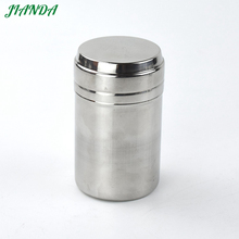 JIANDA Coffee Sugar Tea Storage Stainless Steel Bottlesl Canister jar with Sealed lid Home Kitchen gadget  tools