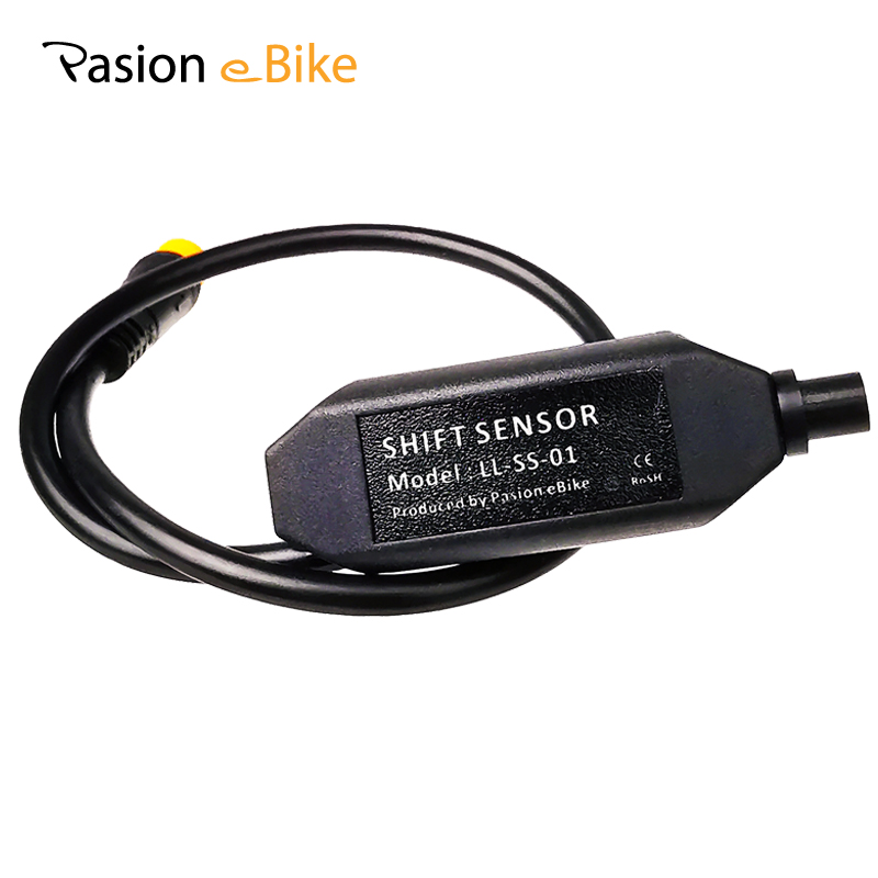Gear Sensor Three Pin In One Waterproof Connector Electric Bike Shift Sensor For BAFANG Gear Sensor Mid Drive Motor Speed Sensor