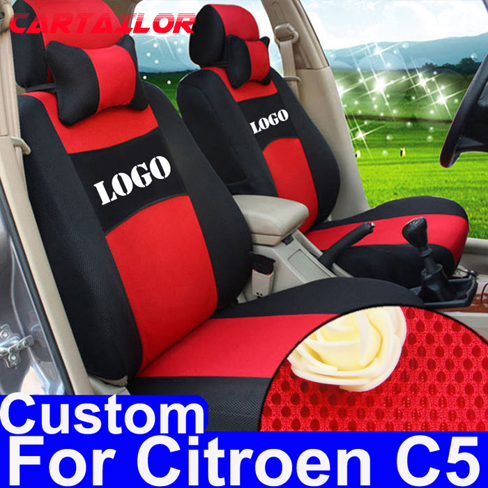 Outstanding Us 143 78 21 Off Cartailor Automobiles Cover Seat Supports For Citroen C5 Car Seat Cover Interior Accessories Set Mesh Seat Covers For Car Seats In Spiritservingveterans Wood Chair Design Ideas Spiritservingveteransorg