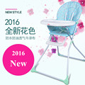 Child Dining Chair Multifunctional Baby High Chairs Baby Portable Folding Table Stool for age 6 monthes - 3 years Free Shipping