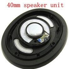 40mm speaker unit High-strength magnets  Fever headset unit 40MM  Alto stable  Loudly field Neodymium magnet original SHL5595