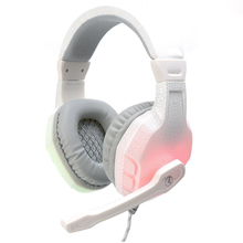 Esport Game Gaming Earphone Headphones Headset Low Bass Stereo with Mic LED Light Wired for PC Laptop Computer Tablet Notebook