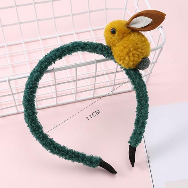 Kawaii Animal Patterned Cotton Headband