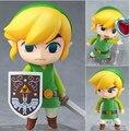 Легенда о zelda Link Nendoroid Игры Игрушки Фигурки 100 мм Аниме Легенда О Zelda Zelda Коллекционная Модель игрушки