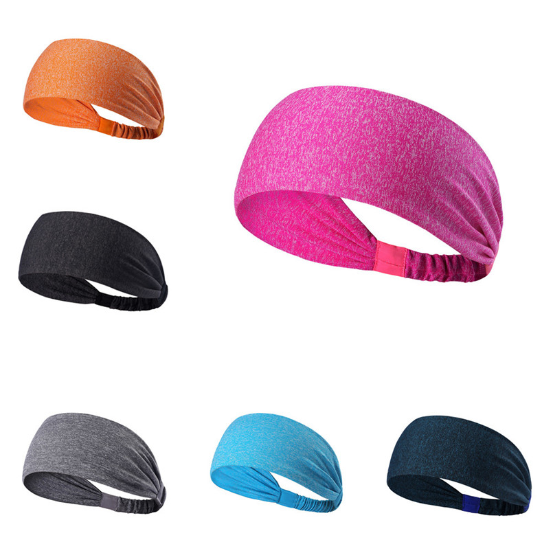 New Bike Bicycle Mask Sports Headband Stretch Elastic Yoga Cycling Running Headwrap Hair Band A2