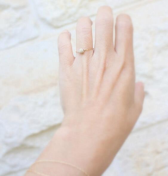 Effizient Zn 2019 Neue Zirkonia Ringe Für Frauen Hochzeit Engagement Versprechen Erklärung Ringe Modeschmuck Hochzeits- & Verlobungs-schmuck Verlobungsringe