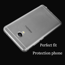 10 pcs meizu mx6 silicon tpu soft case ultra fina e transparente limpar tpu macio tampa traseira case para casos meizu mx6 5.5 polegada