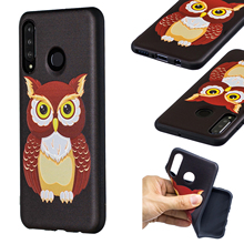 цена на Silicone Case For Huawei Nova 3i P10 Lite Case P20 Lite Mobile Phone Protective Back Cover