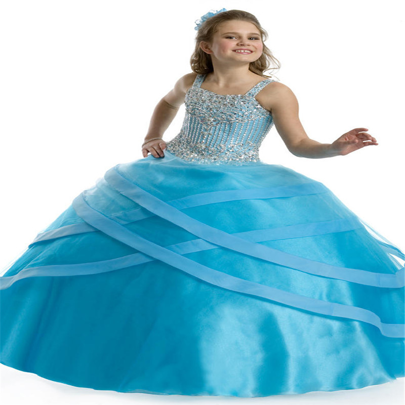 Gowns For Little Girl. Good Mac Duggal Sugar S Dress With Gowns For ...
