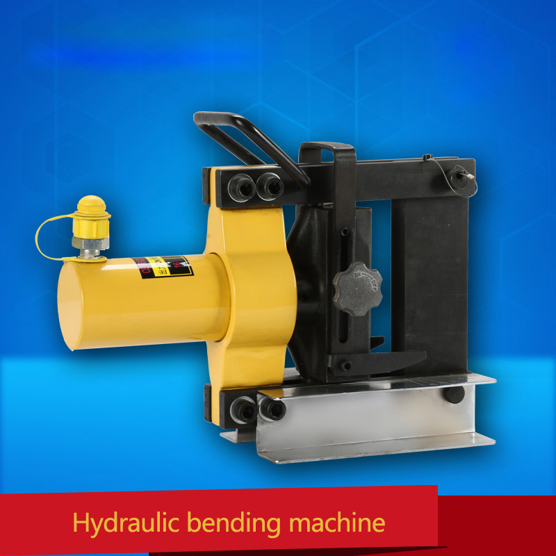 цены 1PC Hydraulic Copper Busbar Bending Machine,Metal Sheet Bending Tool CB-150D 16T 150mm