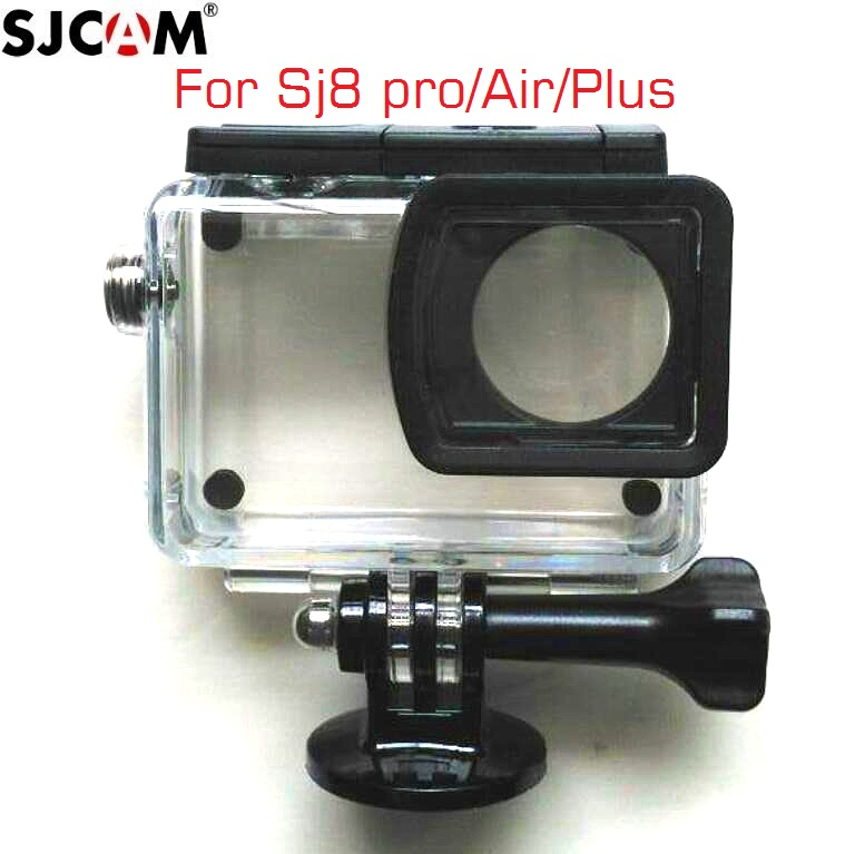 Original SJCAM SJ8 Waterproof Case Underwater 30M Dive Housing Case for SJCAM SJ8 pro air Plus Series Action Camera Accessories