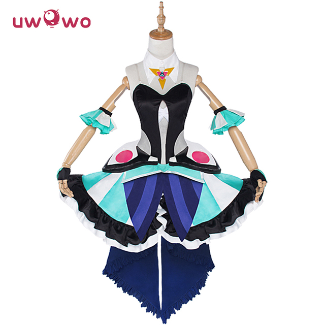 Mikumo Guynemer Valkyrie Cosplay MACROSS DELTA The Super Dimension Fortress Anime Uwowo Costume