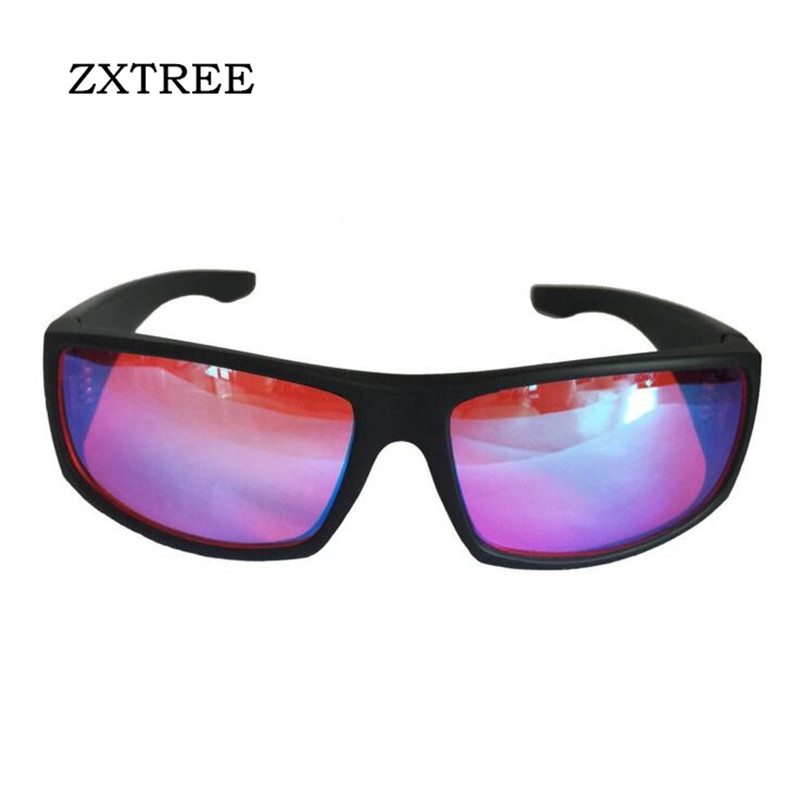 Zxtree Color Blindness Glasses Correction Women Men