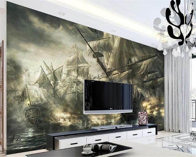 Camera Da Letto Nave Pirata : Geniales d paesaggi dalla finestra chiaro di luna nave pirata