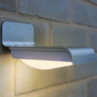 16 LED Solar Power Sensor Lamp Sound/motion Detect Garden Security Light Outdoor Waterproof Warm White Garden Solar Light IP65