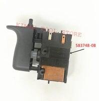 Switch 583748-08 For DEWALT 488779-00 DCW24K3 D25314K D25313K D25304K D25303K D25213K D25203K  D25201K D25114K D24113K D25123K