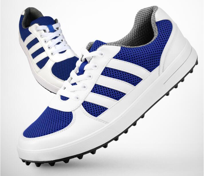 Высокое качество! PGM для взрослых мужские Гольф спортивные сетки Обувь свет Вес и дышащий и устойчивый, Бесплатная доставка