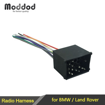 Radio Wire Adapter for BMW/LAND ROVER Wiring Harness Connector Cable Plug Connecter image