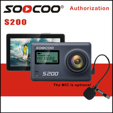 SOOCOO S200 Action font b Sport b font font b Camera b font Ultra HD 4K