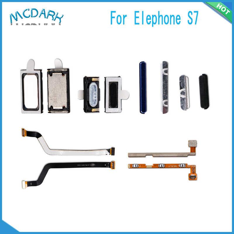 Earipece для Elephone S7 Кнопка громкости гибкий кабель запчасти ремонта главный FPC