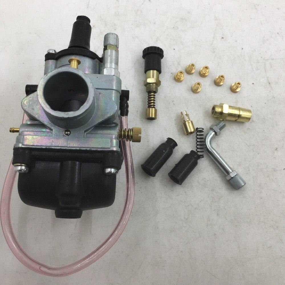 Carburateur SherryBerg carb carburateur PHBG 19mm racing phbg19.5 pour modèle dellorto pour YAMAHA