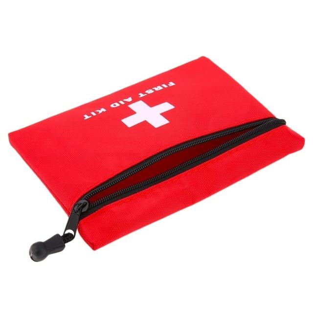 Waterproof Mini Outdoor Travel Car First Aid kit 6