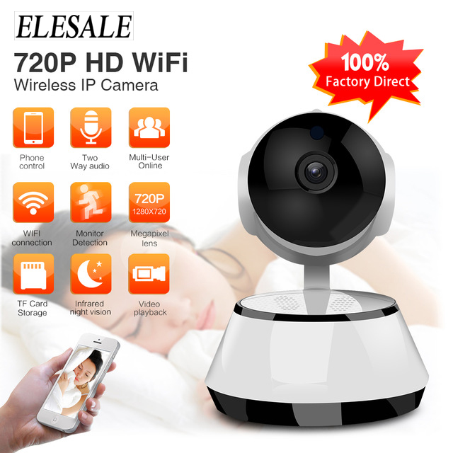 Home Surveillance CCTV Camera Wifi Security IP Camera Baby Monitor Wifi Wireless IR-Cut Night Vision Network PTZ IP Cam neo coolcam nip 02oao wireless ip camera network ir night vision cctv video security surveillance cam support iphone android