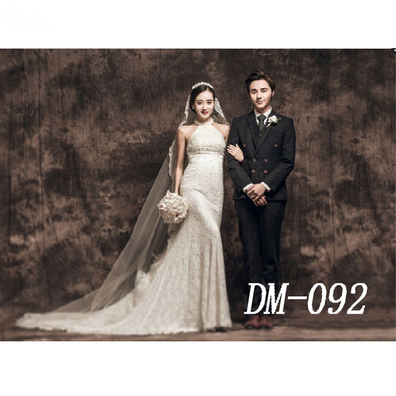 DAWNKNOW Old Master Painting Backdrops Handcrafted Pro Dyed Muslin Photography Background For Wedding Photo Studio DM092 3x6m pro dyed muslin photography background handmade old master painting vintage backdrops for photo studio
