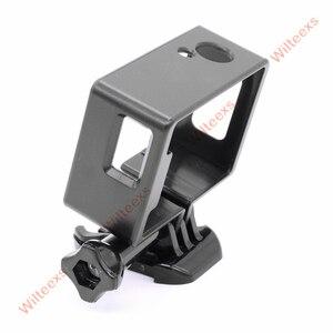 Image 2 - Selteexs capa protetora para câmera, acessórios de proteção, borda, suporte de carcaça, para sjcam sj4000, esportes action cam