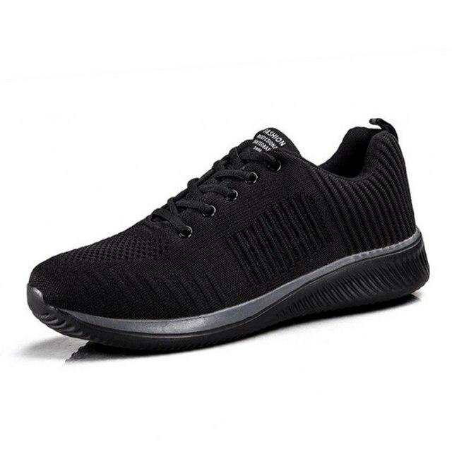 Tênis Para Homens Tendência Confortável Leve Sapatos de Caminhada Ao Ar Livre Respirável Homens Sapatos Casuais Zapatillas Plus Size 38-45