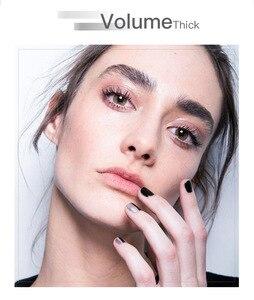 Image 5 - 新しい 4D 防水マスカラプロのメイクアップマスカラまつげエクステンションブラック厚い延長アイまつげ化粧品
