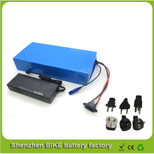 Free shipping 60V 15AH Portable Lithium Battery ,with 1800W BMS Chargrer , E-bike Electric Bicycle Scooter 60V Lithium battery