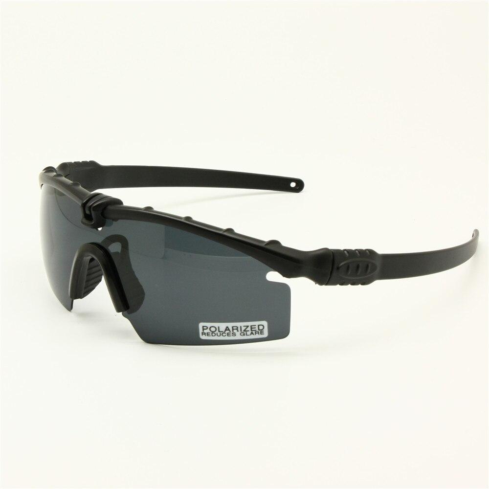 Transition Photochromic Polarized Army Sunglasses