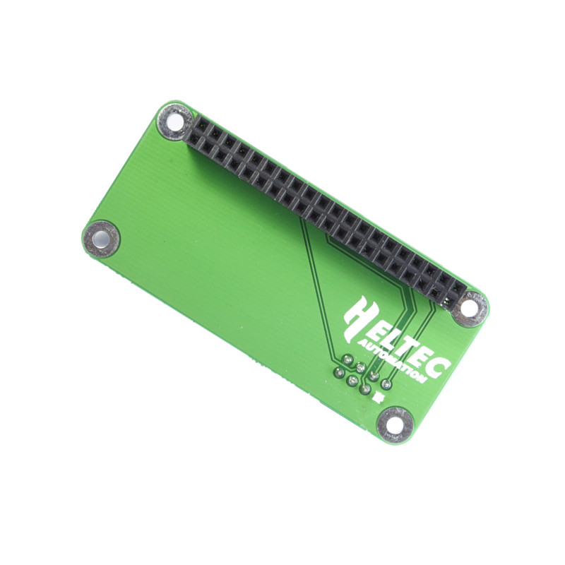 Adapter of Raspberry Pi ZERO W andHT-M01 LoRa gatewan in our store / CH340G  onboard