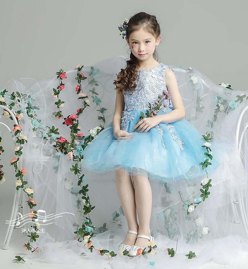 New Flower Wedding Costume 6