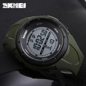 SKMEI Fashion Sport Watch Men Military Army Watches Alarm Clock Shock Resistant Waterproof Digital Watch Reloj Hombre 2019 New